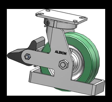 310PX08501SPLBTOE CAD Render