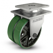 Albion 850 Super Heavy-Duty Dual Wheel Caster