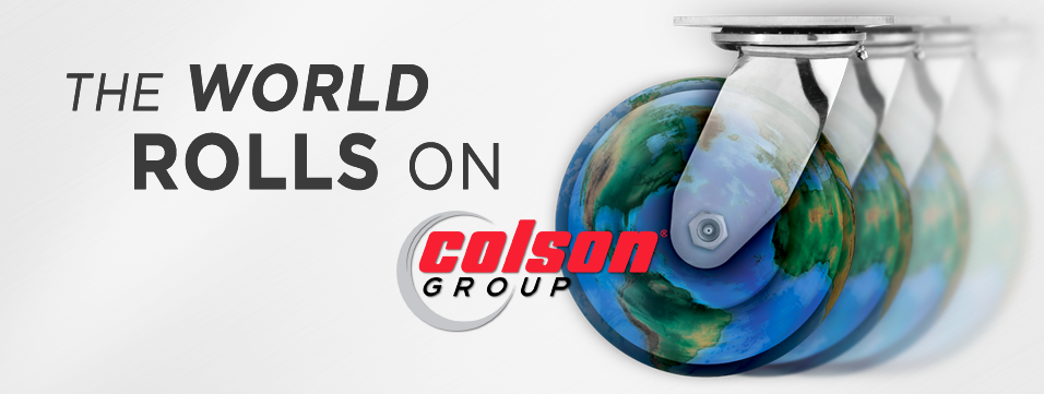 The world rolls on Colson Group