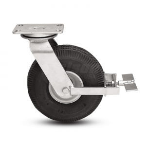 Albion 16 Series Pneumatic Wheel with Brake