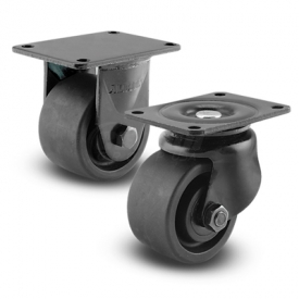 Albion 20 and 21 Series Low Profile Casters