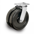 Albion 290 Series Dual Wheel Swivel