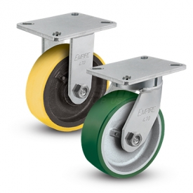 Albion 470 Series Economical Kingpinless Casters