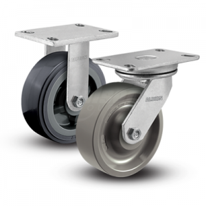 """Heavy Duty Caster 1200lbs Albion 100 Series Industrial 6 x 2/"""""""