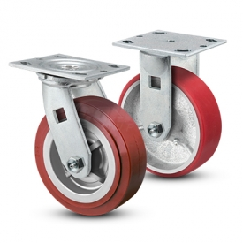 Pemco E-Line Economical 2-inch wide Caster Series