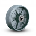 Albion Antimicrobial Nylon Caster Wheel